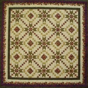 Lockwood Enterprises - LEAVES - Pattern #148 : lockwood quilts - Adamdwight.com